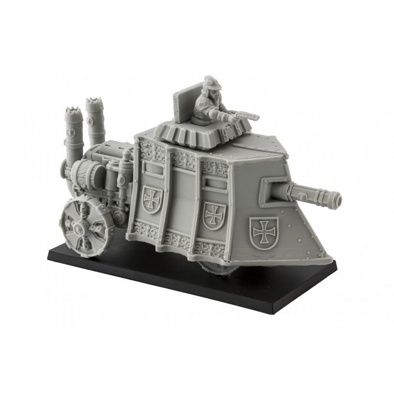 Tanque de Vapor Imperial
