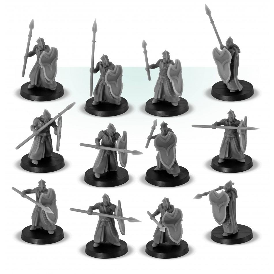 Elf Lancers