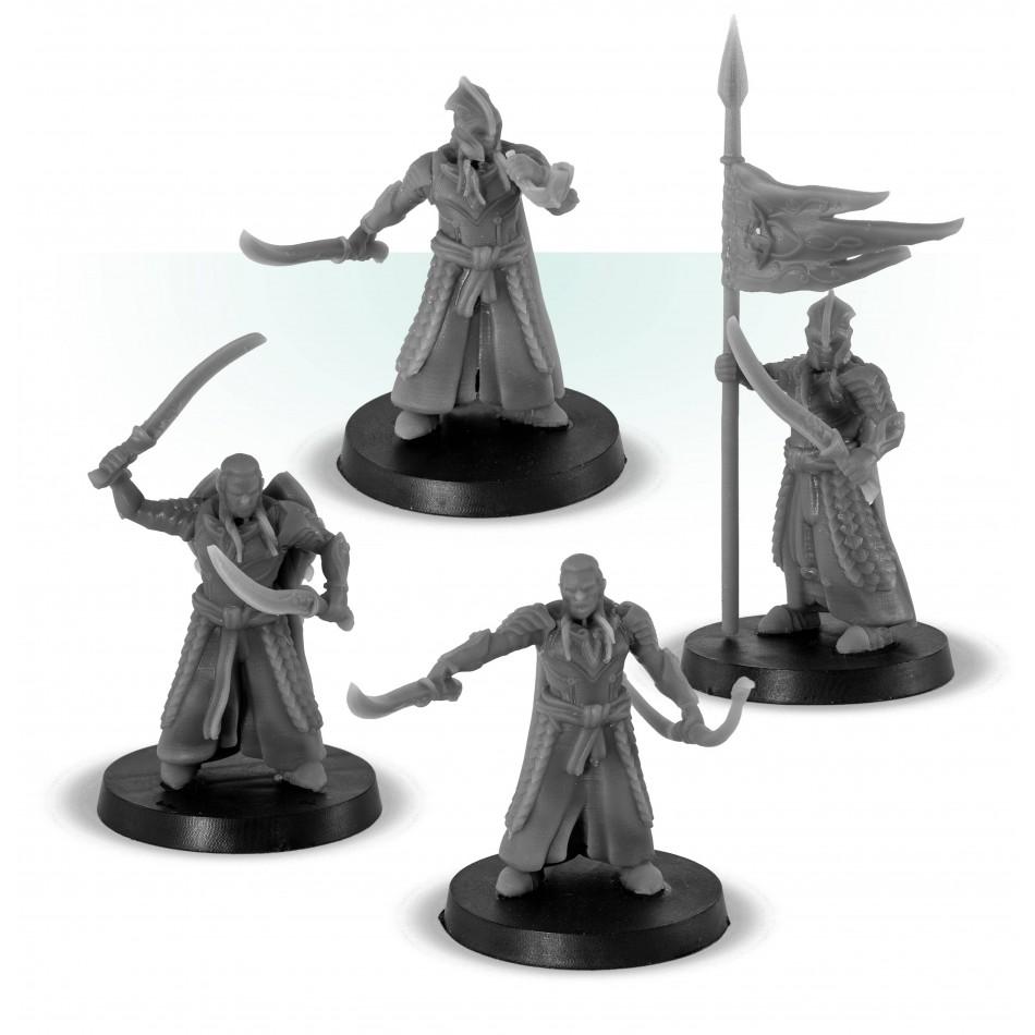 Comandantes elfos