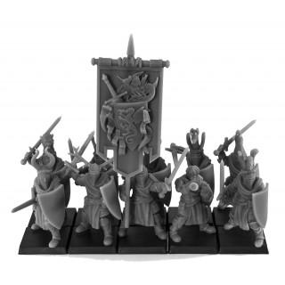 Pułk Królestwa na piechotę