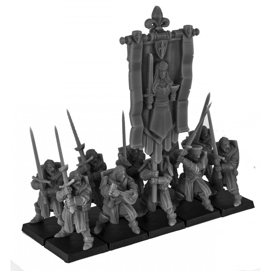 Reggimento Andantes a piedi