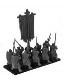 Andantes Regiment on foot