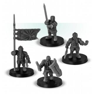 Dwarf Commanders
