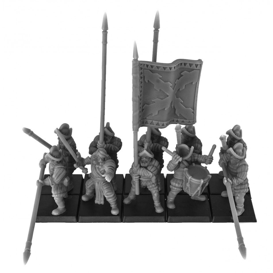 Imperial Pike Regiment