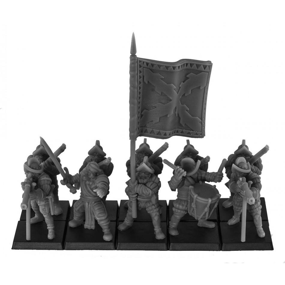 Cesarski Pułk Arcabuceros