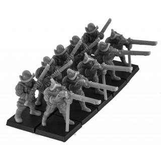 Arcabuceros imperiale