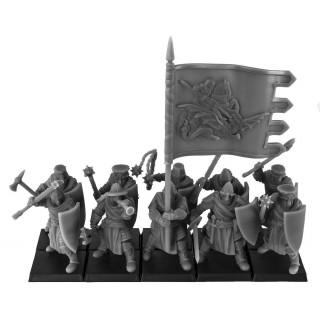 Nowy pułk na piechotę