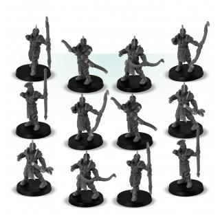 Archers Orcs