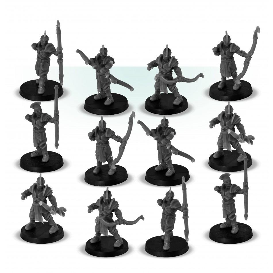 Arqueros Orcos