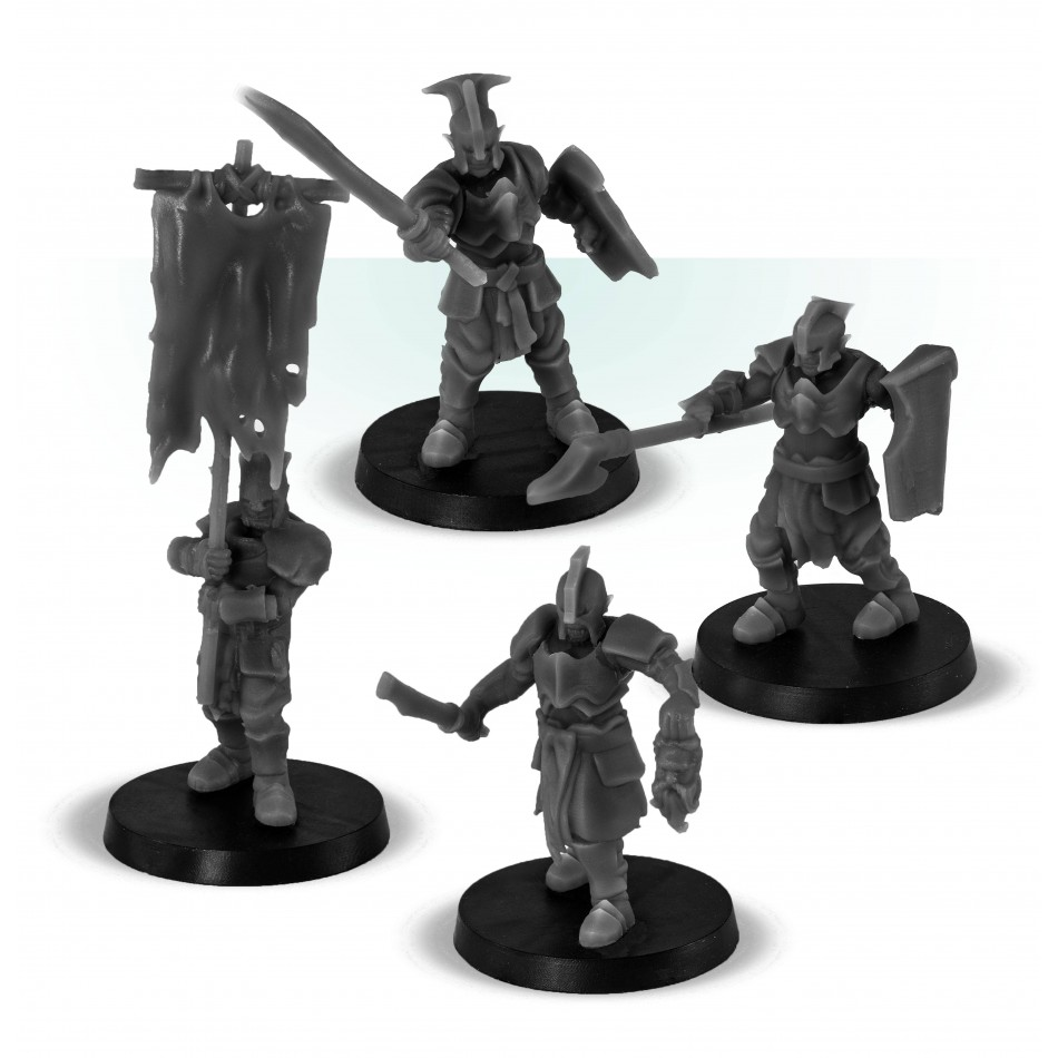 Orc Commanders