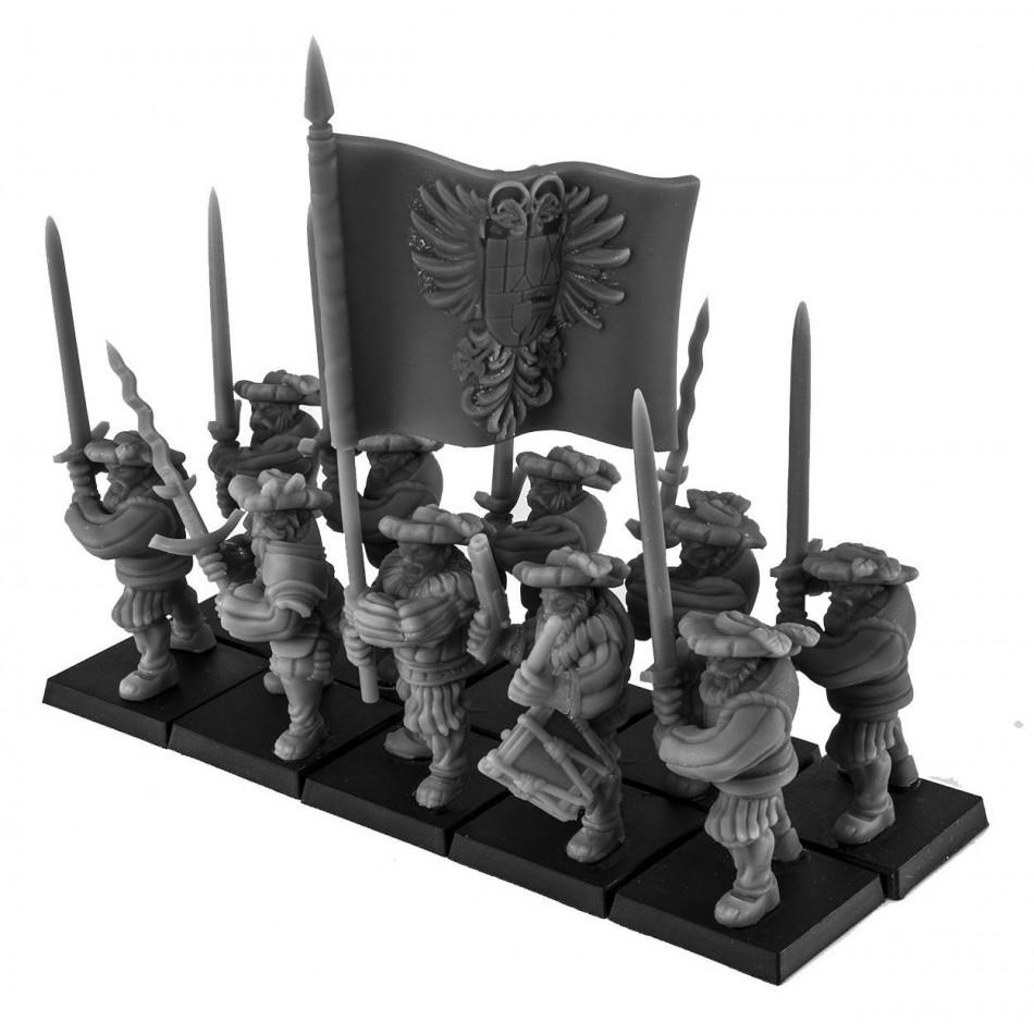 Regimiento de Zweihander