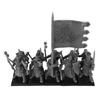 Lady es Defenders Regiment