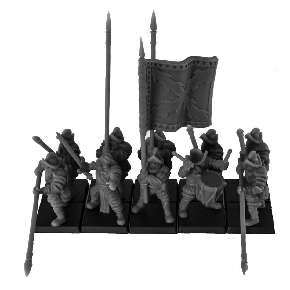 Regiment der Legion of Courtesy