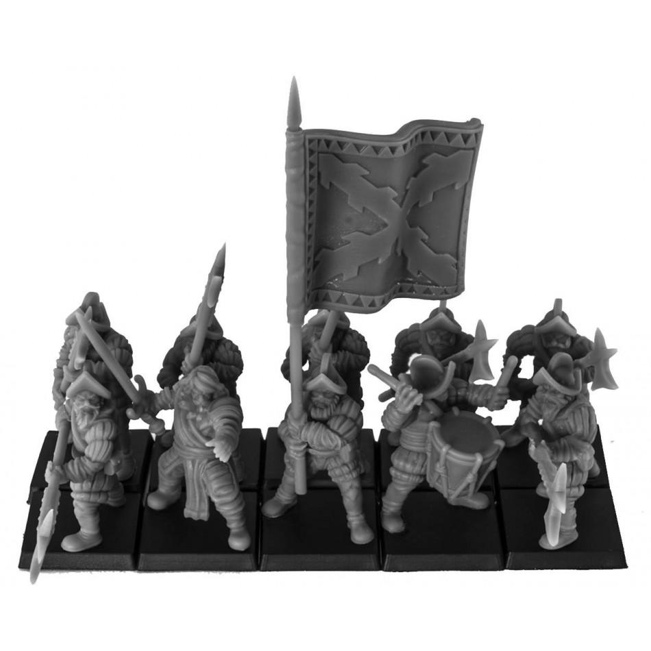 Reggimento Imperiale di Alabarderos