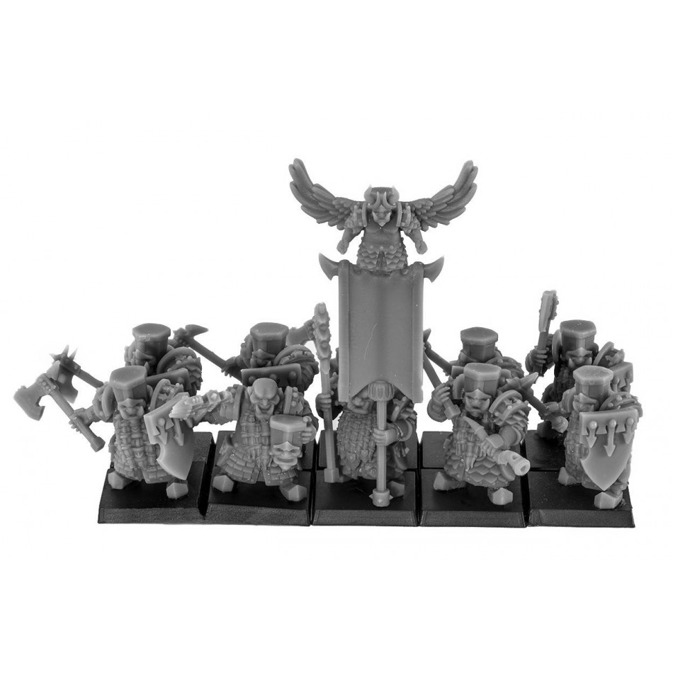 Elite Immortal Regiment