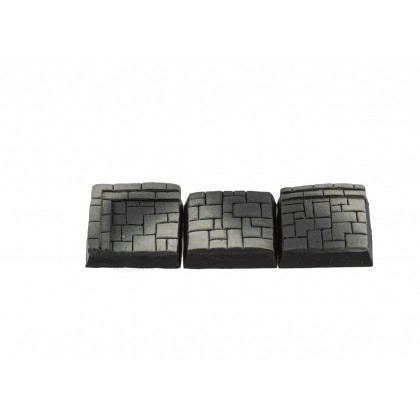 20x20mm square footbriges (20)
